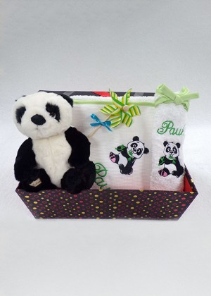Coffret naissance Panda