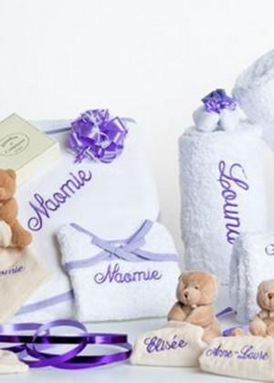 """Coffret naissance """"Naomie"""""""