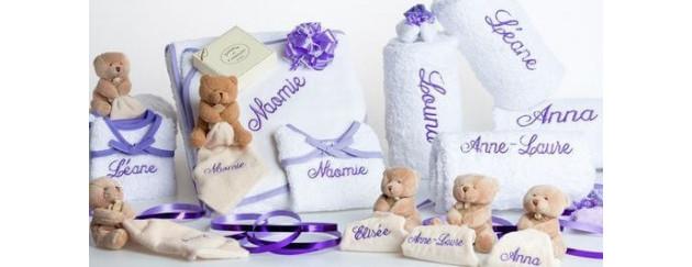 Cadeaux naissance personnalisé made in France