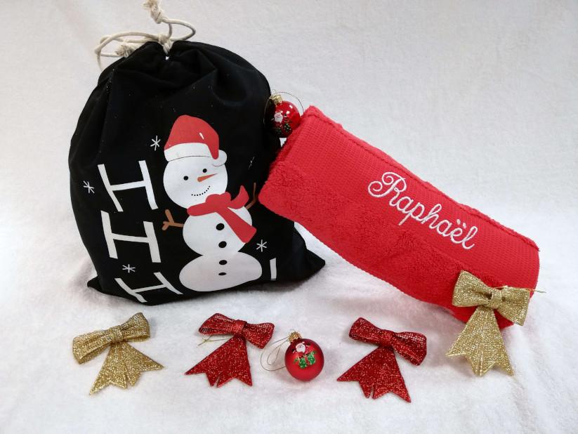 Cadeau de Noël personnalisé